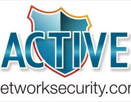#33 untuk Logo Design for Active Network Security.com oleh gauthum