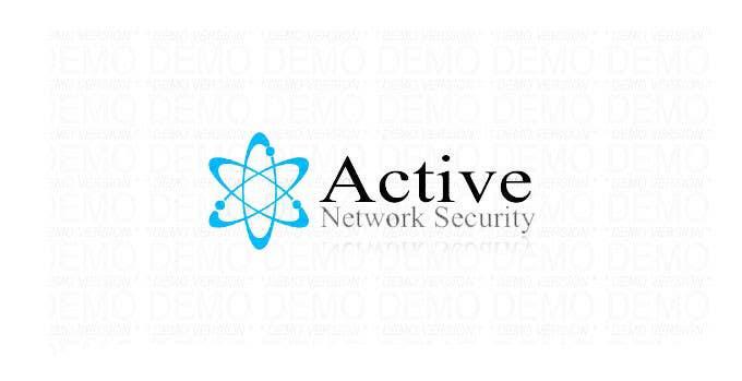 Inscrição nº                                         68                                      do Concurso para                                         Logo Design for Active Network Security.com