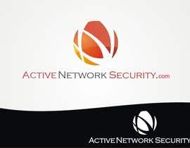 #2 untuk Logo Design for Active Network Security.com oleh epeslvgry