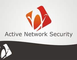 #3 untuk Logo Design for Active Network Security.com oleh epeslvgry