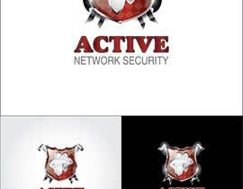 nº 78 pour Logo Design for Active Network Security.com par nazim2012