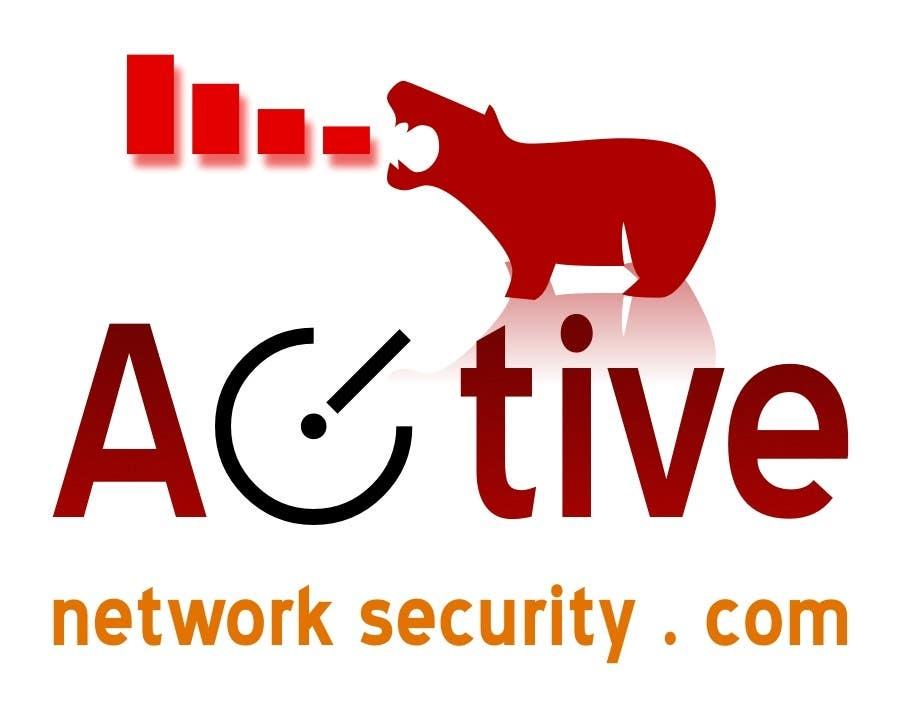 Inscrição nº                                         19                                      do Concurso para                                         Logo Design for Active Network Security.com