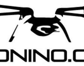 Giragirasole tarafından Disegnare un Logo for dronino.com için no 89