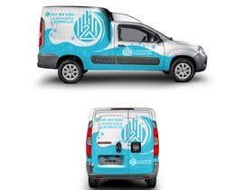 #39 for Car Branding - Delivery Car by artdjuna