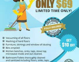 #18 for Special Flyer for cleaning service by sonisunita52