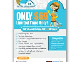 #31 for Special Flyer for cleaning service by bartolomeo1