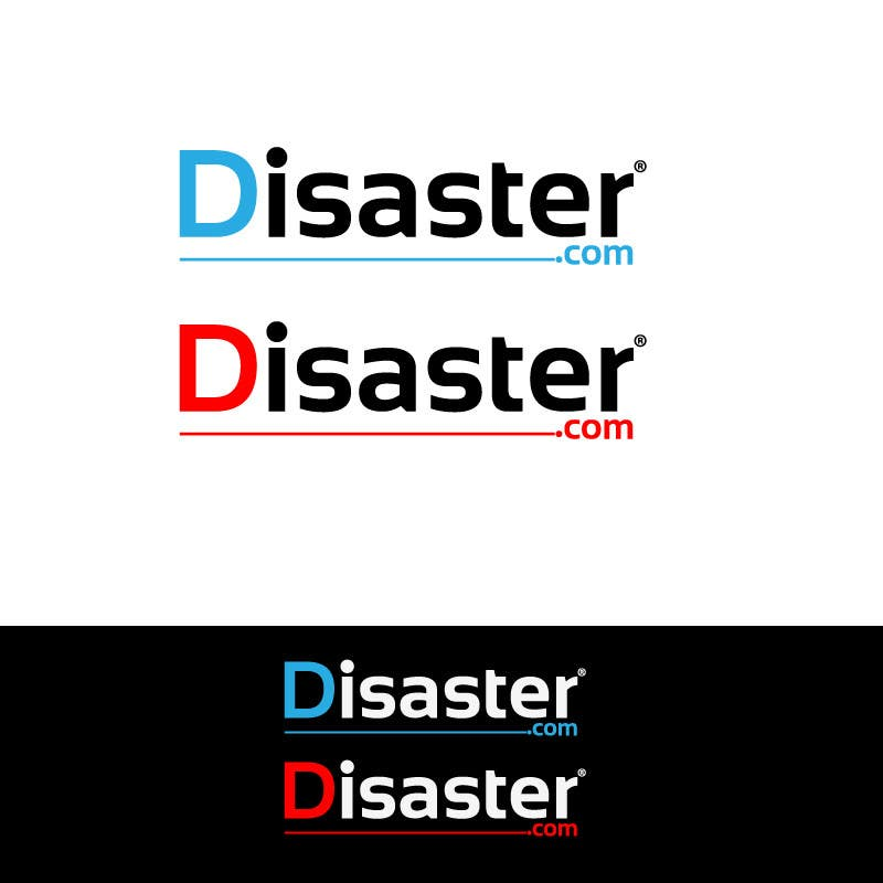 Penyertaan Peraduan #28 untuk Logo Design for Disaster.Com - Giving Back to the Community
