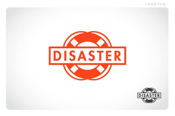 #86 for Logo Design for Disaster.Com - Giving Back to the Community by Habitus