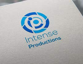 #20 for Logo Design For Intense! Productions by davidtedeev