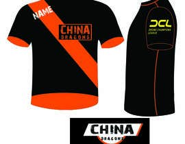 #16 for E-Sports Team - Jersey & Logo by Soniakhatun2017