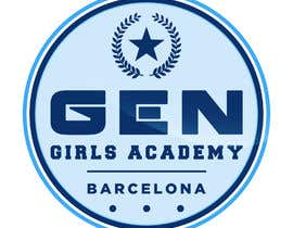 #22 for GEN Girls Academy by BrilliantDesign8