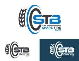 #203 for Spare Tire Band Logo by Mahsina
