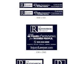 Nro 28 kilpailuun Multiple Banner Ads needed in a variety of sizes käyttäjältä DaveWL