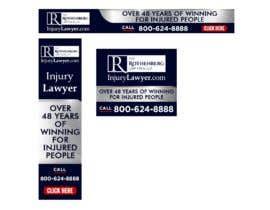 Nro 33 kilpailuun Multiple Banner Ads needed in a variety of sizes käyttäjältä richardwct