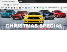 #15 para Multiple Designs Wanted $25 each: Design a HTML banner for car dealerships de zwook
