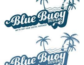 #117 para Logo design for Blue Buoy designs.  A coastal home decor & apparel store de totemgraphics