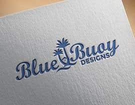 #86 para Logo design for Blue Buoy designs.  A coastal home decor & apparel store de saifulislam321