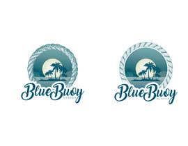 #94 para Logo design for Blue Buoy designs.  A coastal home decor & apparel store de bambi90design