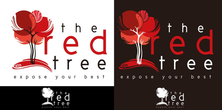 #955 for Logo Design for a new brand called The Red Tree by kilicaslan