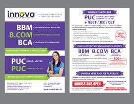 #7 for Design a flyer  for college admissions af vexelartz