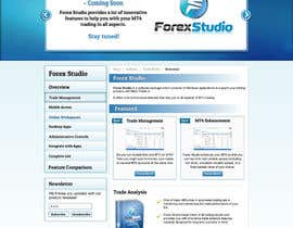 #37 para Website Design for Forex Studio product page por anjaliarun09