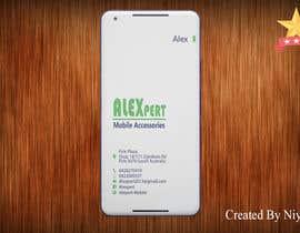 #47 untuk Business Card Design - Alexpert oleh Niyonbd