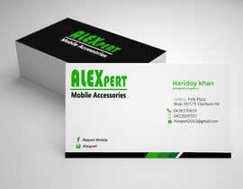 #29 untuk Business Card Design - Alexpert oleh lipiakter7896