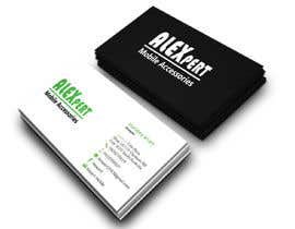 #50 untuk Business Card Design - Alexpert oleh lipiakter7896