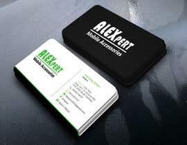 #51 untuk Business Card Design - Alexpert oleh lipiakter7896