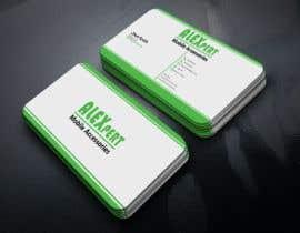 #42 untuk Business Card Design - Alexpert oleh asmaakter6657