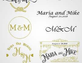 Nro 3 kilpailuun Create Logo and Monogram psd & png files käyttäjältä pgaak2
