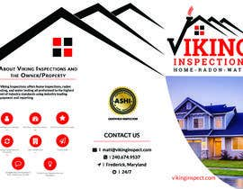 #28 for Brochure for Home Inspection company by davayala93
