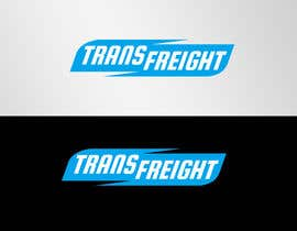 nº 54 pour Graphic Design for Transfreight par fecodi