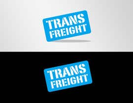 nº 52 pour Graphic Design for Transfreight par fecodi