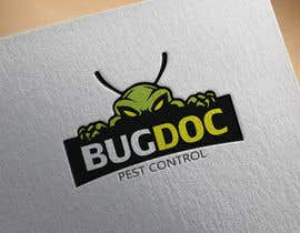 #8 for Design a Logo for a new start up business.  We are BugDoc.  We control pests and insects with 100% Natural Chemicals af MohammedAtia