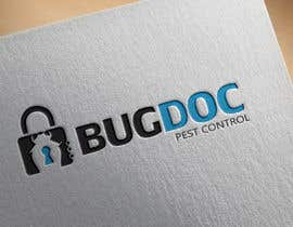 #13 for Design a Logo for a new start up business.  We are BugDoc.  We control pests and insects with 100% Natural Chemicals af MohammedAtia