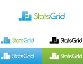 #102 for Logo Design for StatsGrid af Arpit1113