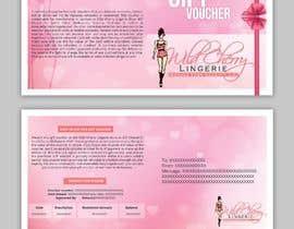 vectorhive tarafından Design a Gift Voucher için no 18