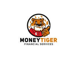 #53 for Money Tiger logo by dmned