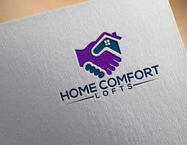 #155 for logo design for loft company by mituakter1585