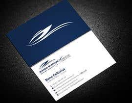 #810 for Design von Visitenkarten (Design Business Card) by Neamotullah