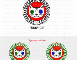 #22 for Funny Cat Logo redesign by ZDesign4you