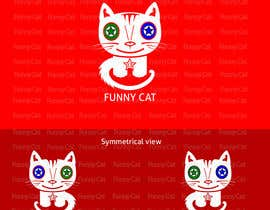 #27 for Funny Cat Logo redesign by ZDesign4you