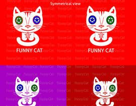 #29 for Funny Cat Logo redesign by ZDesign4you