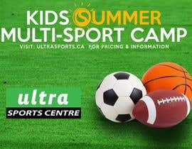 #8 for Summer Camp Banner by claudiu152