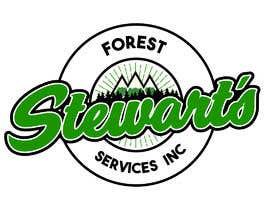 Nambari 21 ya Design a Logo Stewart's Forest Services Inc na jhorvindeffit