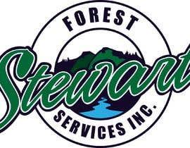 Nambari 12 ya Design a Logo Stewart's Forest Services Inc na Stevenhroomero