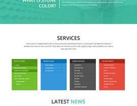 Nro 60 kilpailuun Design a website for a danish company käyttäjältä syrwebdevelopmen