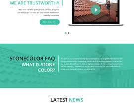 Nro 64 kilpailuun Design a website for a danish company käyttäjältä syrwebdevelopmen