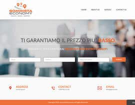 #5 for Landing Page + form contact by TechnicareIT